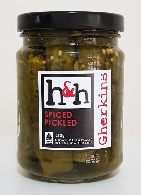 Picture of Pickled Gherkins 250ml